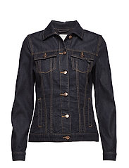 Jackets indoor denim - BLUE RINSE