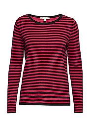 Sweaters - DARK PINK 2