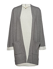 Sweaters cardigan - DARK GREY 5