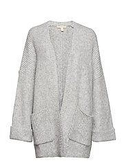 Sweaters cardigan - LIGHT GREY 5