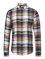 Shirts woven - TERRACOTTA