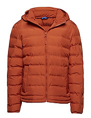 Jackets outdoor woven - TERRACOTTA