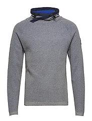 Sweaters - MEDIUM GREY