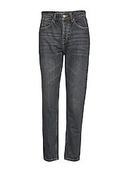 Pants denim - BLACK MEDIUM WASH