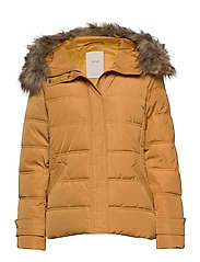 Jackets outdoor woven - AMBER YELLOW