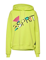 Sweatshirts - BRIGHT YELLOW