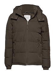 Jackets outdoor woven - DARK KHAKI