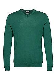 Sweaters - EMERALD GREEN