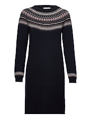 Dresses flat knitted - NAVY 4