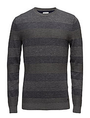 Sweaters - DARK GREY