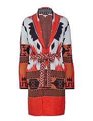 Sweaters cardigan - MEDIUM GREY 5