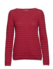 Sweaters - CHERRY RED 5