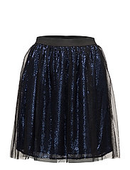 Skirts light woven - BRIGHT BLUE