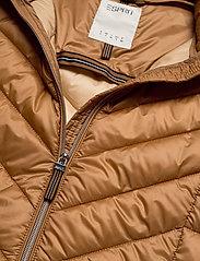 Esprit Casual - Jackets outdoor woven - doudounes - camel - 3