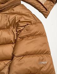 Esprit Casual - Jackets outdoor woven - doudounes - camel - 4
