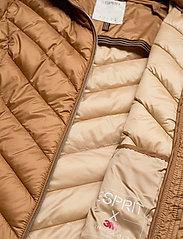 Esprit Casual - Jackets outdoor woven - doudounes - camel - 5