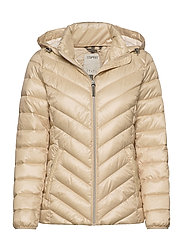 Jackets outdoor woven - CREAM BEIGE
