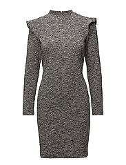 Dresses knitted - MEDIUM GREY 5
