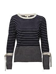 Sweaters - NAVY 2