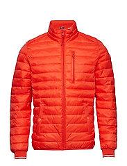 Jackets outdoor woven - ORANGE