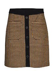 Skirts woven - YELLOW