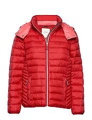 Jackets outdoor woven - DARK RED