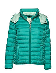 Jackets outdoor woven - TEAL GREEN