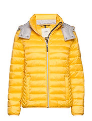 Jackets outdoor woven - YELLOW