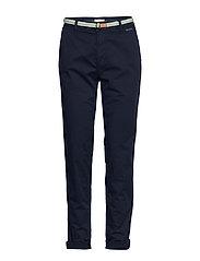 Pants woven - NAVY