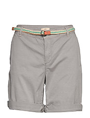 Shorts woven - LIGHT GREY