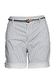Shorts woven - GREY BLUE