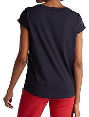 Esprit Casual - T-Shirts - logo t-shirts - navy - 3