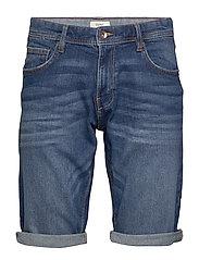 Shorts denim - BLUE MEDIUM WASH