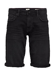 Shorts denim - BLACK MEDIUM WASH