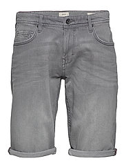 Shorts denim - GREY LIGHT WASH