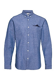 Shirts woven - LIGHT BLUE 5