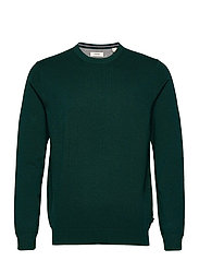 Sweaters - BOTTLE GREEN 5