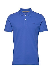 Polo shirts - BRIGHT BLUE