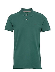 Polo shirts - DARK GREEN