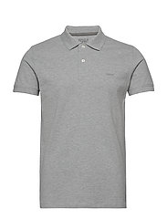 Polo shirts - MEDIUM GREY