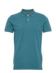 Polo shirts - PETROL BLUE