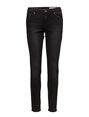 Pants denim - BLACK DARK WASH
