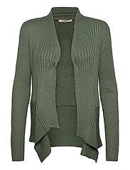 Sweaters cardigan - KHAKI GREEN 5