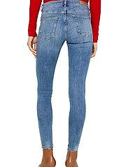 Esprit Casual - Pants denim - skinny jeans - blue light wash - 3