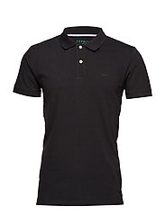 Polo shirts - BLACK