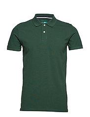 Polo shirts - DARK GREEN
