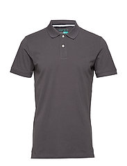 Polo shirts - DARK GREY