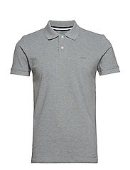 Polo shirts - MEDIUM GREY