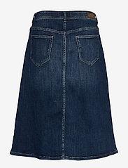 Esprit Casual - Skirts denim - denim skirts - blue medium wash - 1