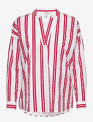 Esprit Casual - Blouses woven - langærmede bluser - red - 0